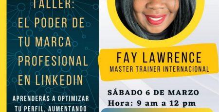 Taller: El Poder de tu Marca Personal en LinkedIn